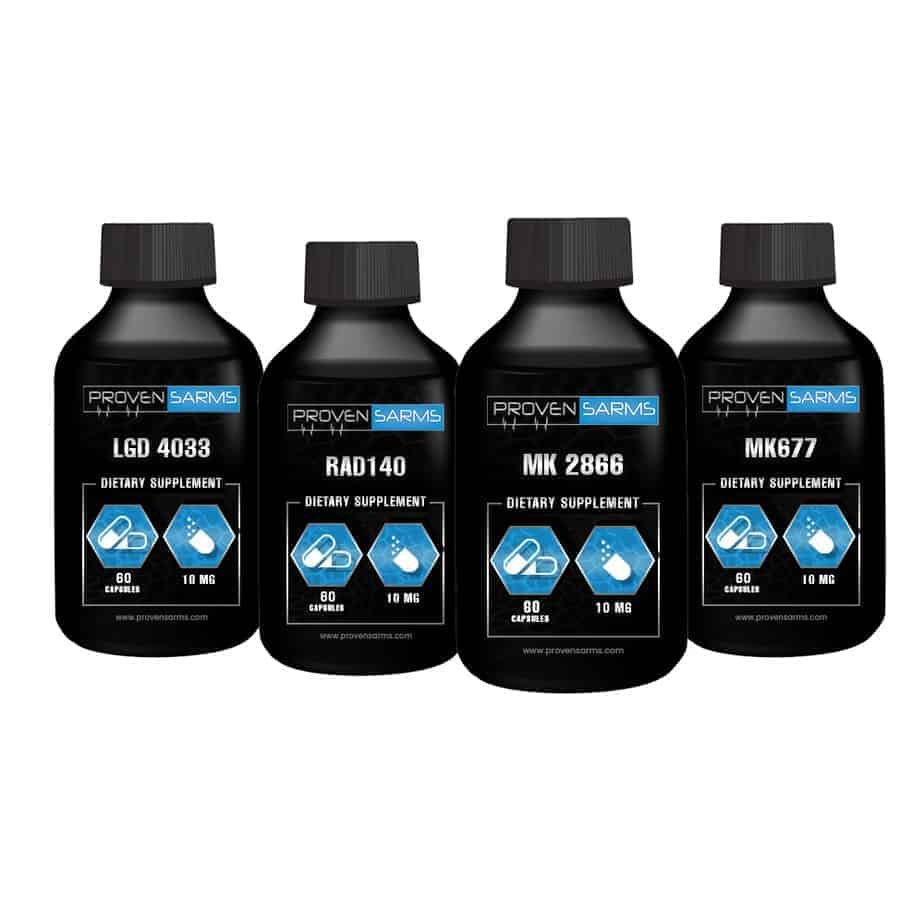 Muscle Building Capsules Buy Online Proven Sarms